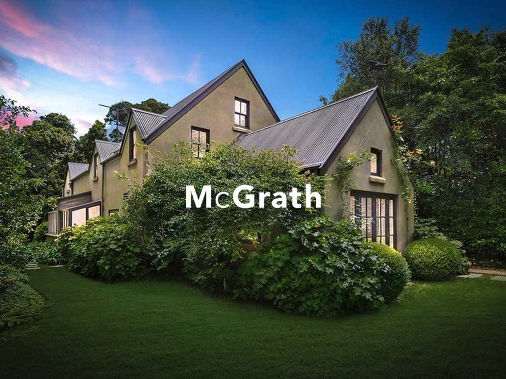 McGrath Real Estate, client of Banter Group marketing agency