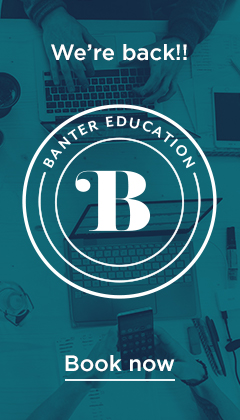 Banter Group, Marketing Agency, Banter Education