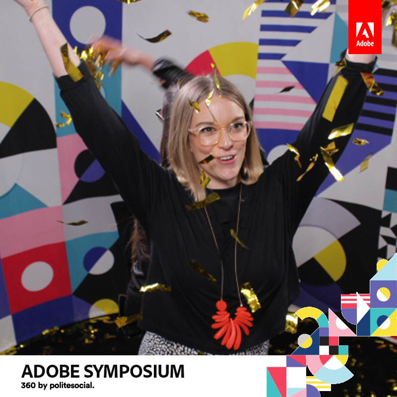 Kate Goodman at the Adobe Symposium 2018