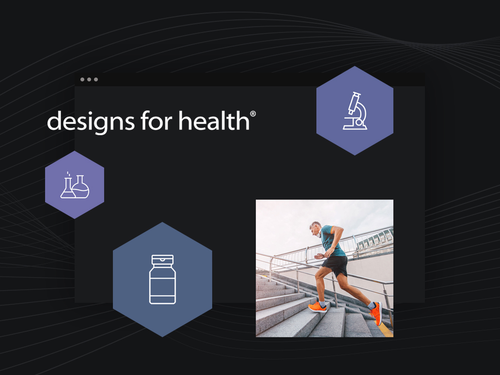 Banter Group, Marketing Agency, Designs for Health Web Development