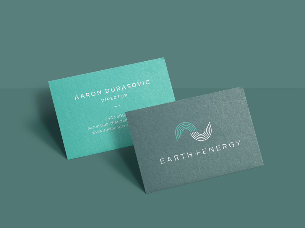 Banter Group, Marketing Agency, Earth & Energy logo