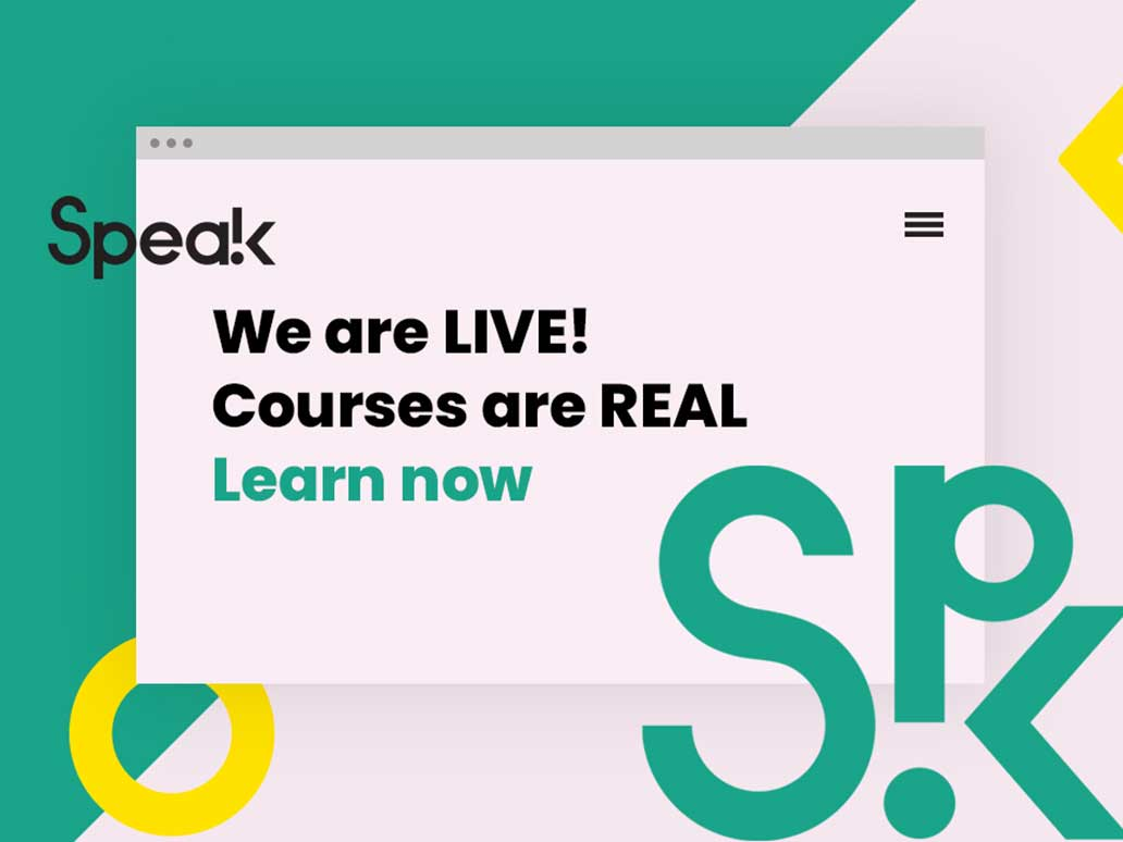 Speak Group, digital marketing courses