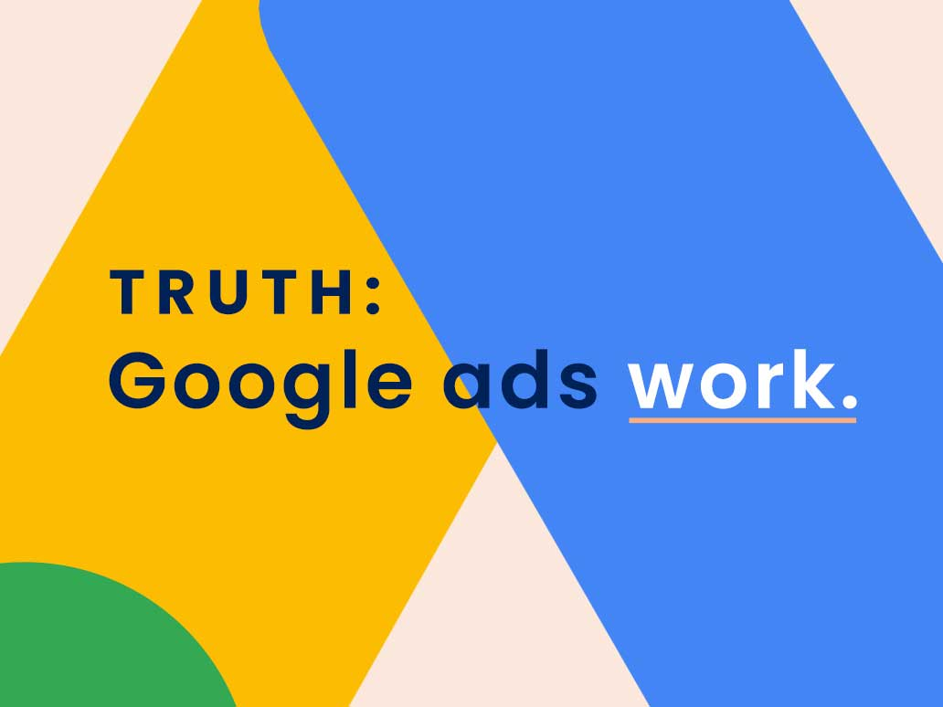 Banter Marketing Blog, Google Ads - The Truth, The Myths and The Options