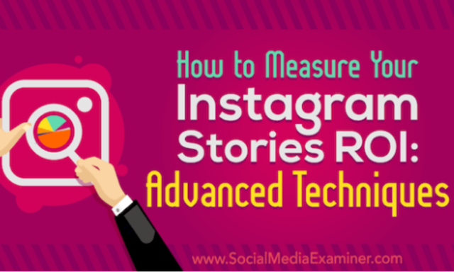 Measuring Your Insta Stories Success