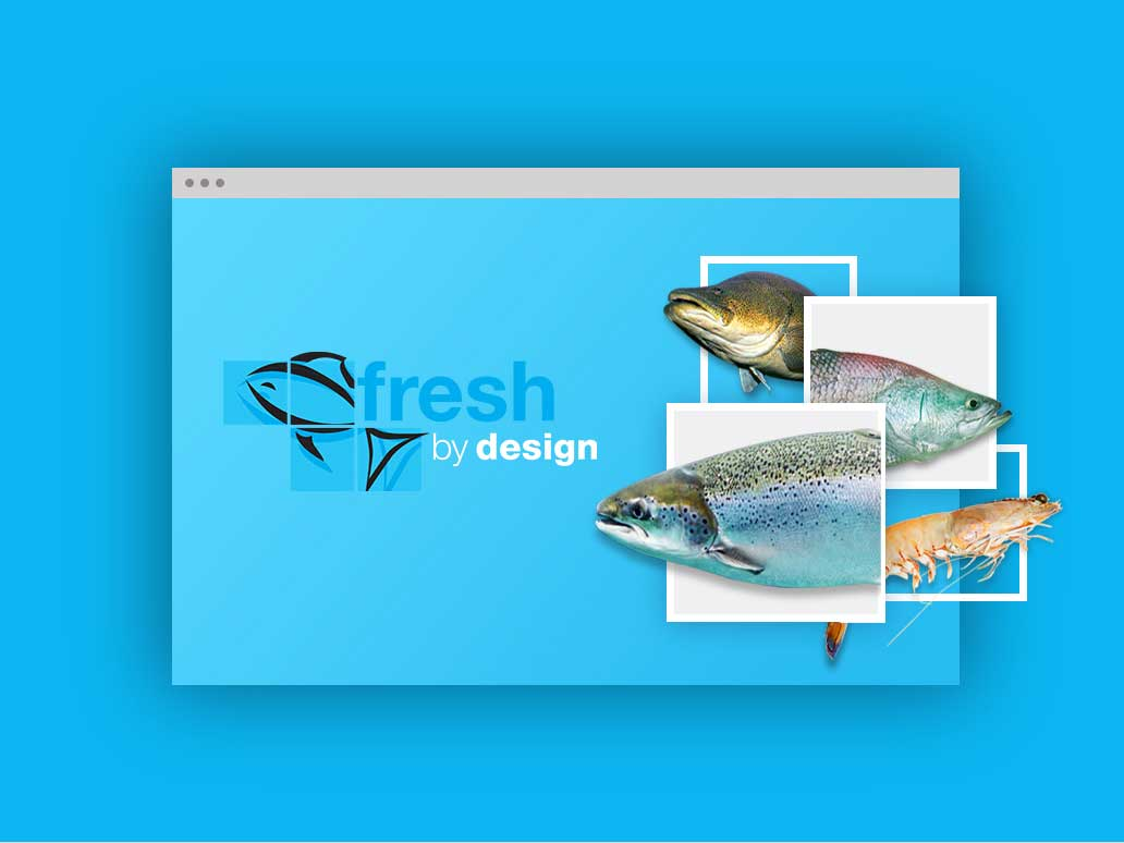 Fresh by Design WordPress website, Banter Group, Marketing Agency