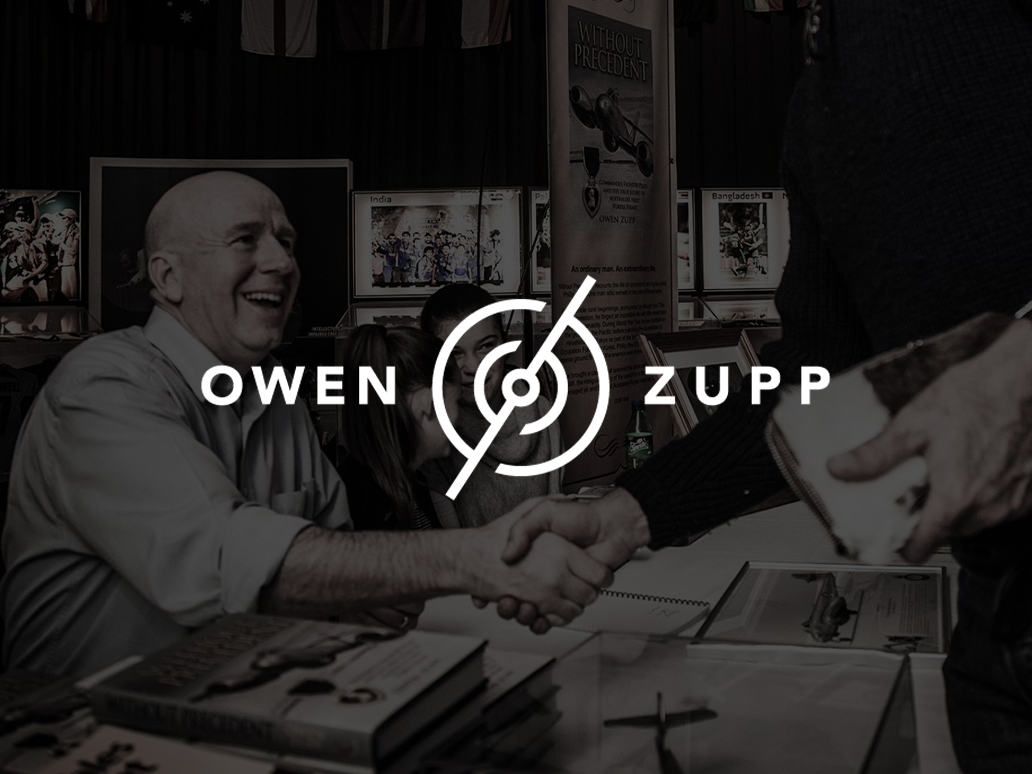 Owen Zupp WordPress website, Banter Group, Marketing Agency