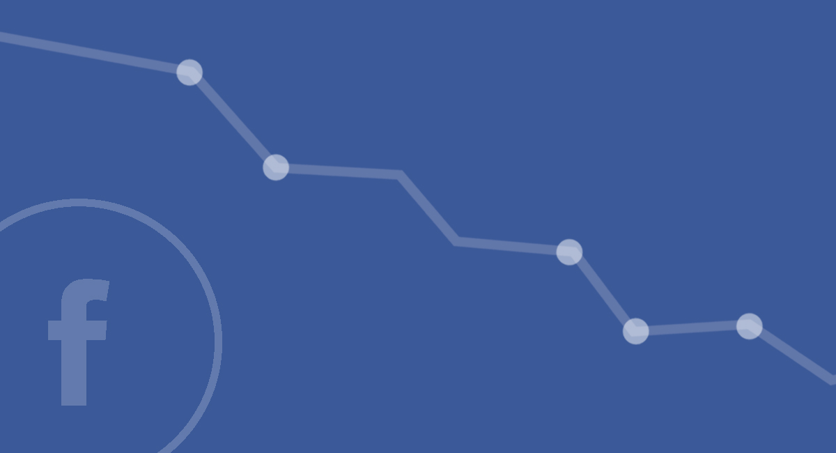 facebook change and impressions