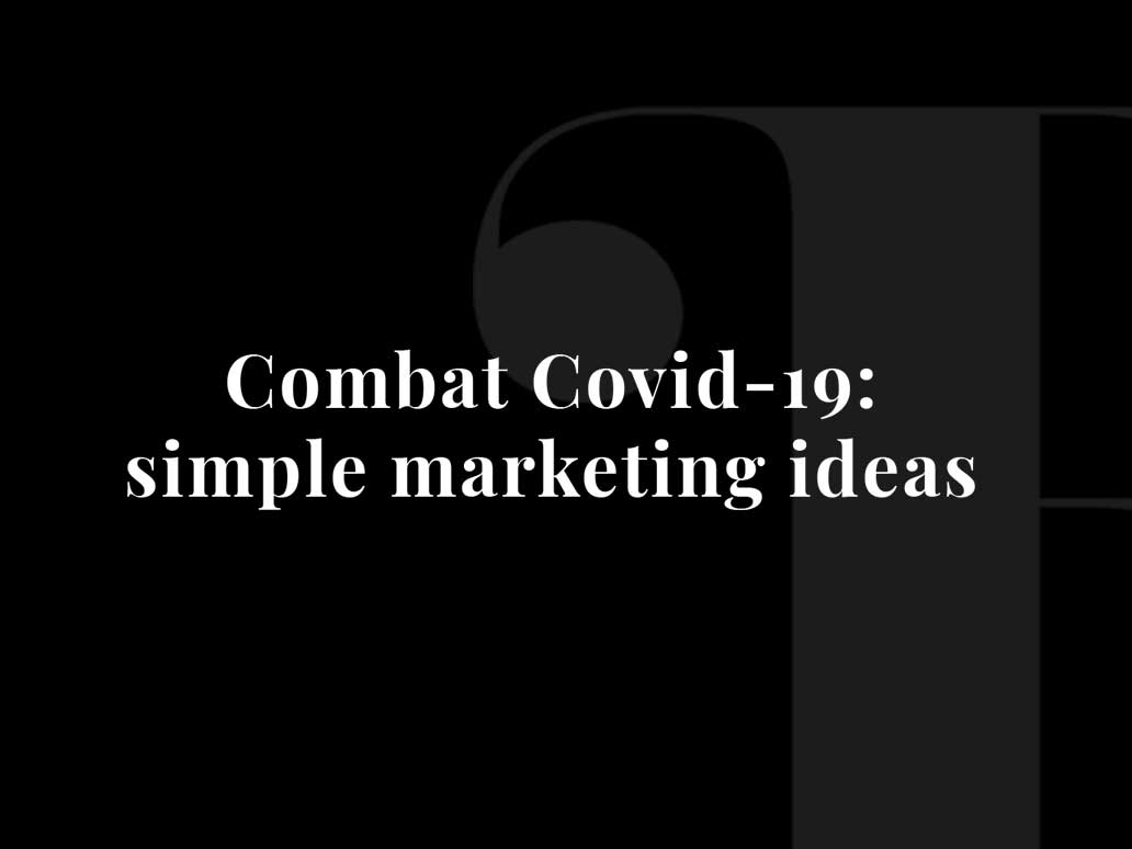 COVID-19 Marketing Tips, Banter Group