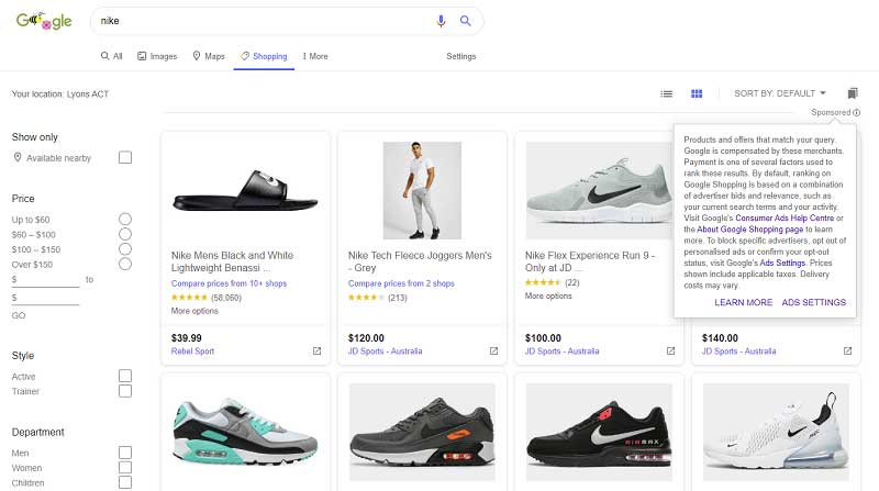 Google Shopping Ads Are FREE