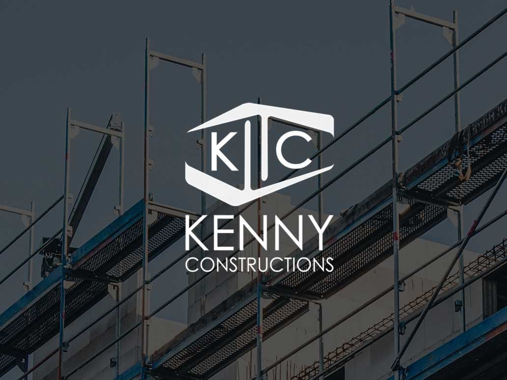 Kenny Construction, Copywriting, Banter Group, Marketing Agency