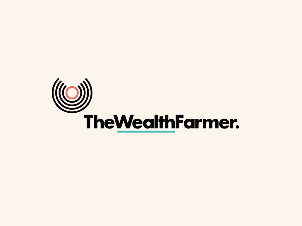 The Wealth Farmer, Branding and Website Design, Banter Group, Marketing Agency