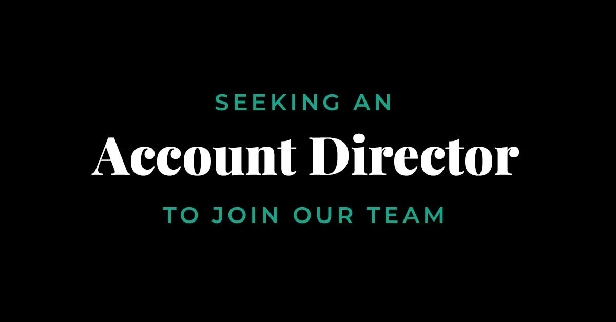 Banter Group - Are you our next Account Director?